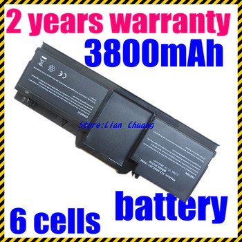 Yeni Dell Latitude XT XT2 XFR Tablet Için 3800 mAh Pil PC 312-0650 451-10499 M896H MR316 MR317 MR369 PU499 PU501 PU536 KB6103