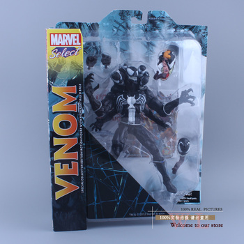 Seçin Spiderman Venom PVC Action Figure Collcetion Model Oyuncak 21 cm