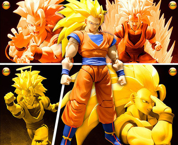 16 CM Japon anime rakam dragon ball Goku action figure hareketli action figure koleksiyon model oyuncaklar boys için