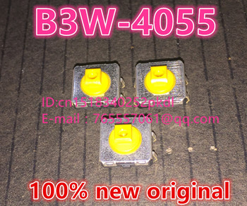 (10PCS) touch switch waterproof switch B3W-4055 new original only genuine