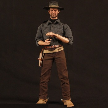 Tam set action figure 1/6 RM020 Kovboy Drifter Clint Eastwood'un Action Figure oyuncak koleksiyonu için