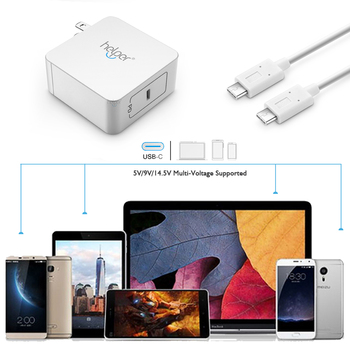 USB-C Tipi-C PD Laptop Adaptörü Macbook 12 inç için, Macbook pro, Razer Blade Stealth, Xiaomi hava, XPS 12 45 w-65 w 20 V 2.25A-20 V 3.25