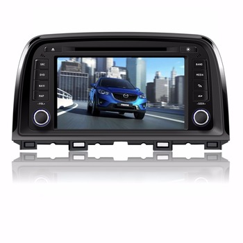Mazda için Android 7.1 Araç DVD GPS Player CX-5